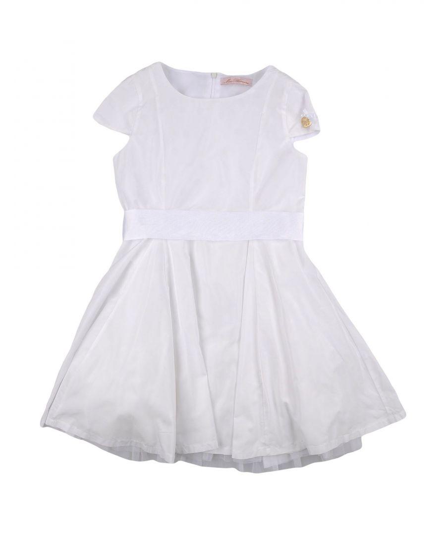 Image for DRESSES Miss Blumarine White Girl Polyester