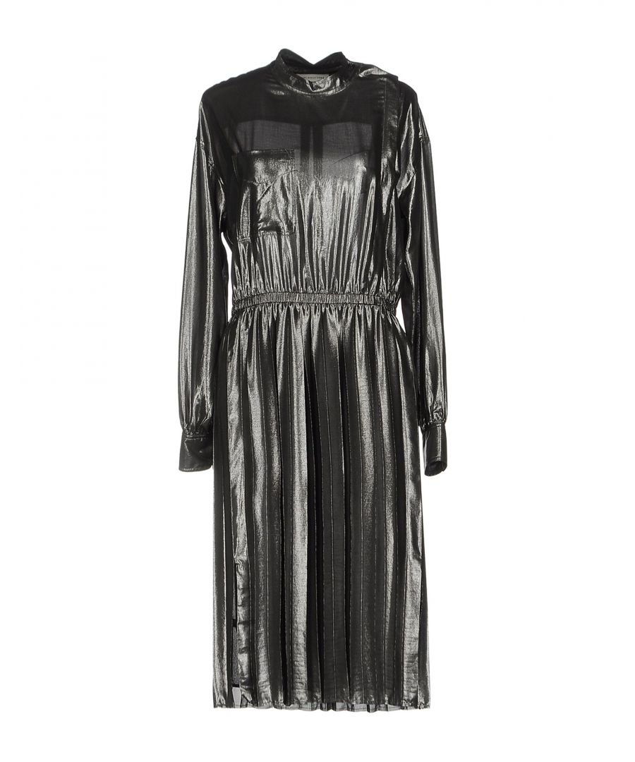 Image for Isabel Marant Etoile Lead Lame Dress