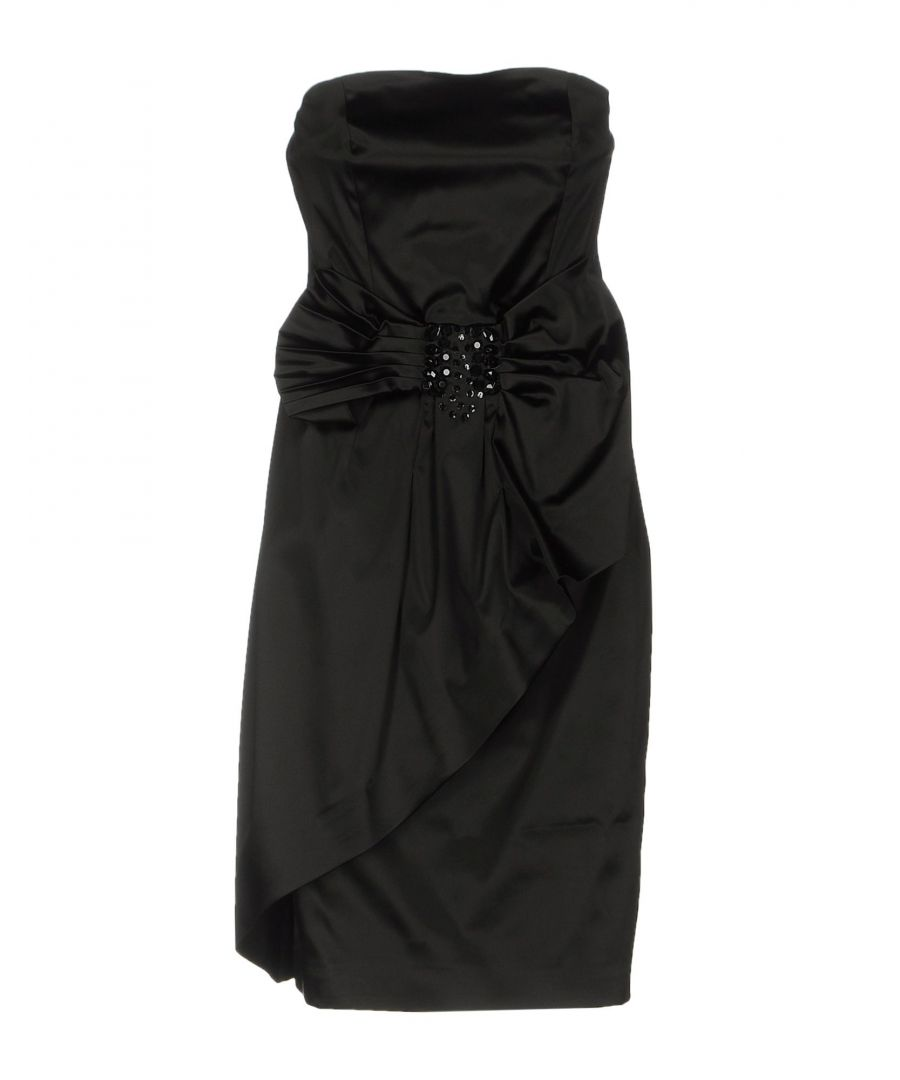 Image for DRESSES Woman 22 Maggio By Maria Grazia Severi Black Acetate