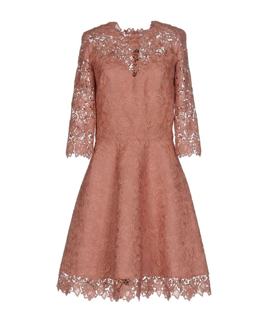 Image for Ermanno Scervino Pastel Pink Lace Dress