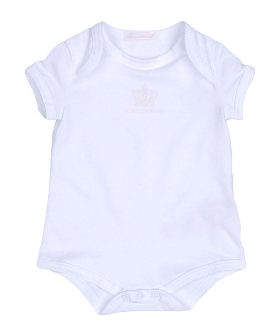 Image for BODYSUITS & SETS Dolce & Gabbana White Girl Cotton
