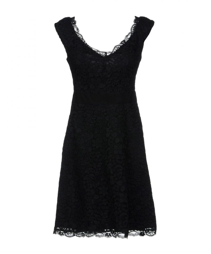 Image for Liu Jo Black Cotton Dress