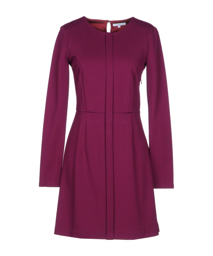 Image for Patrizia Pepe Garnet Long Sleeve Dress