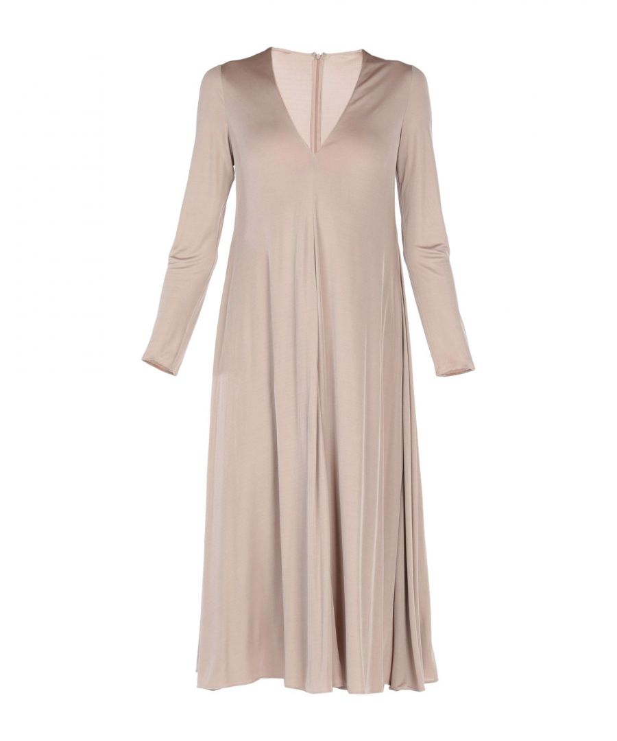 Image for DRESSES Valentino Sand Woman Silk