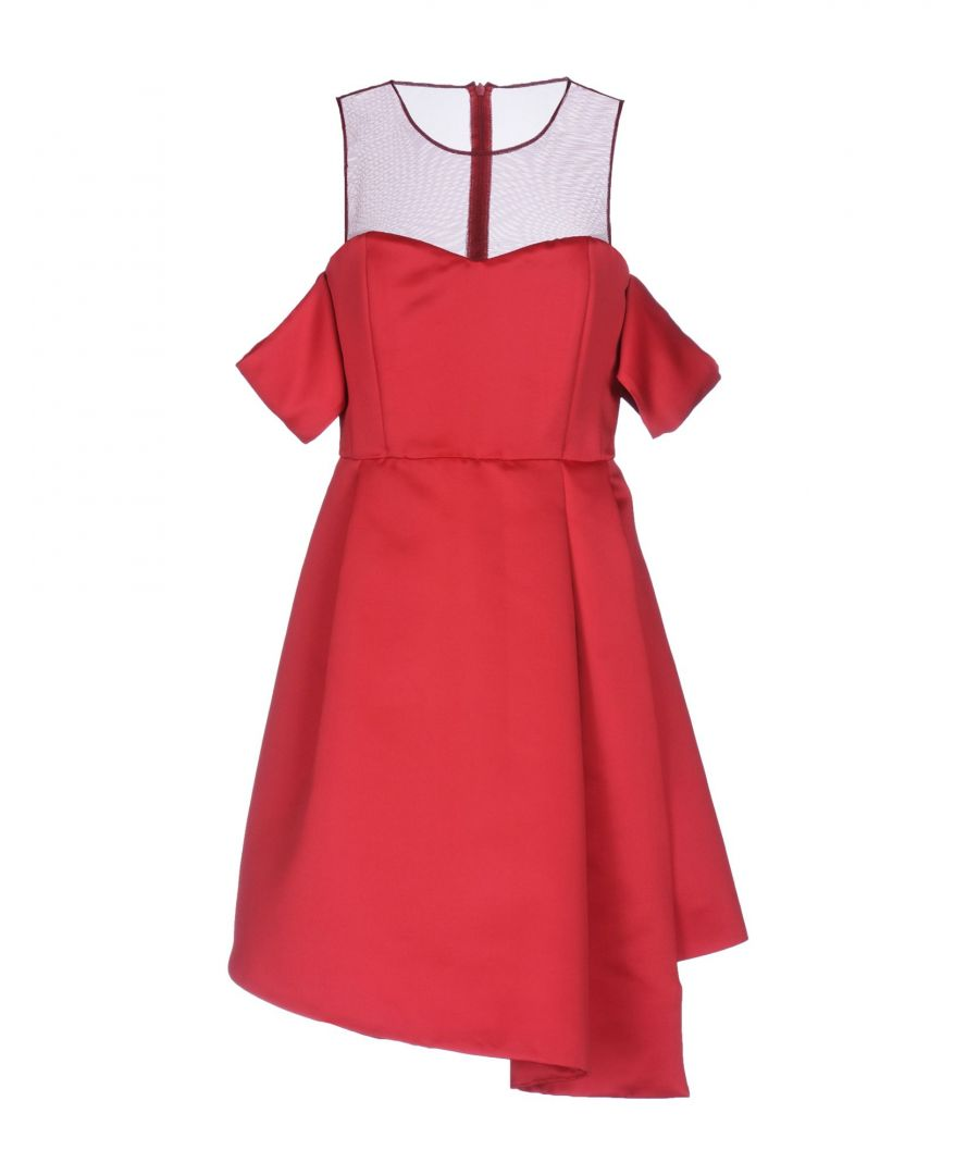 Image for Pinko Red Short Dress