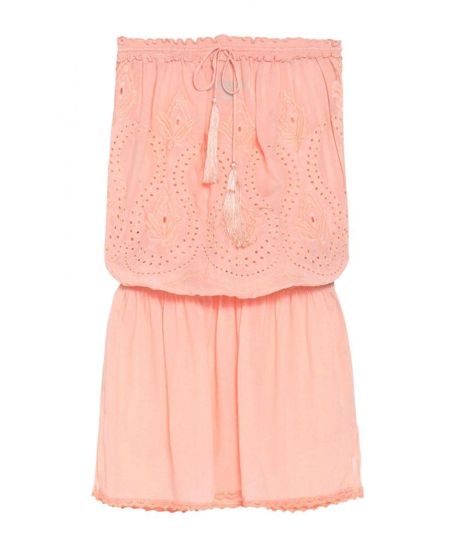 Image for DRESSES Melissa Odabash Apricot Woman Rayon