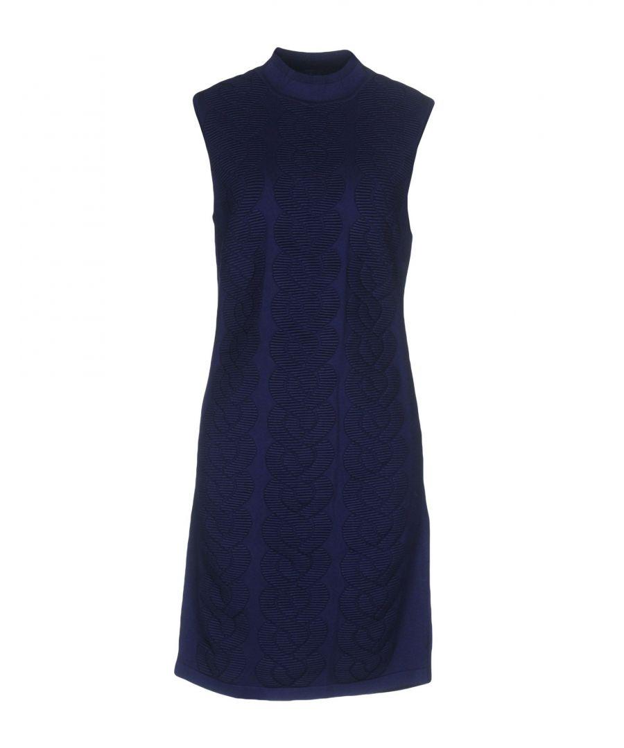 Image for Karen Millen Blue Sleeveless Dress