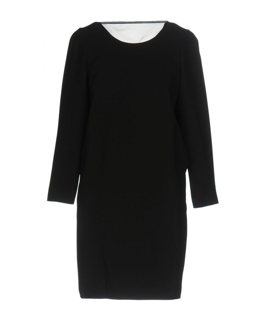 Image for Barbara Bui Black Polyester Short Dress