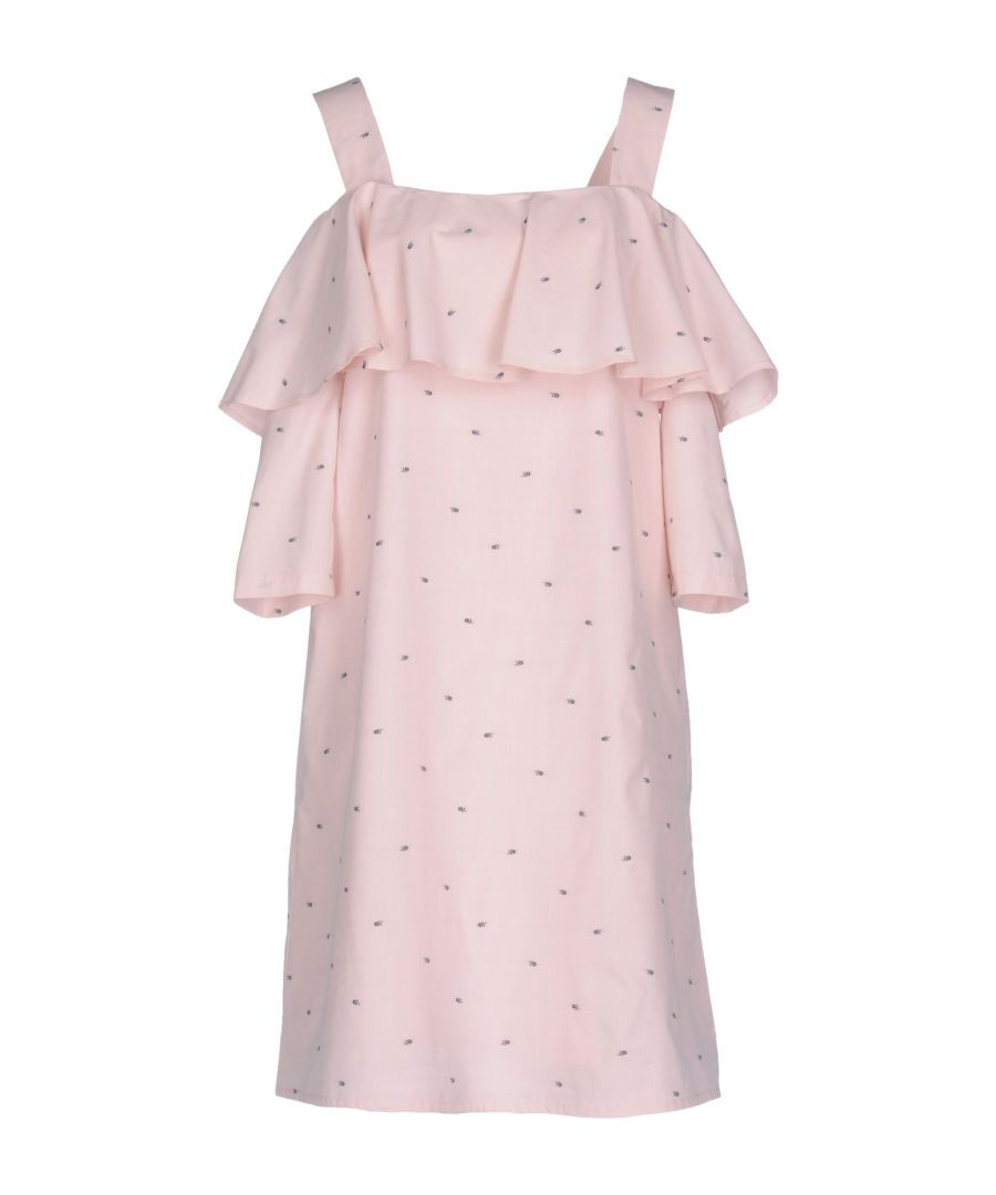 Image for DRESSES Paul & Joe Pink Woman Cotton