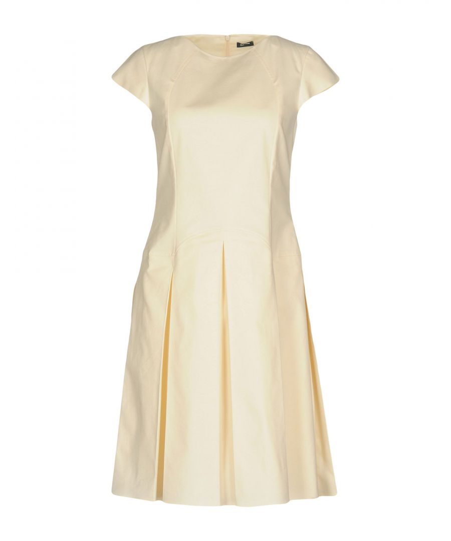 Image for DRESSES Jil Sander Navy Ivory Woman Cotton