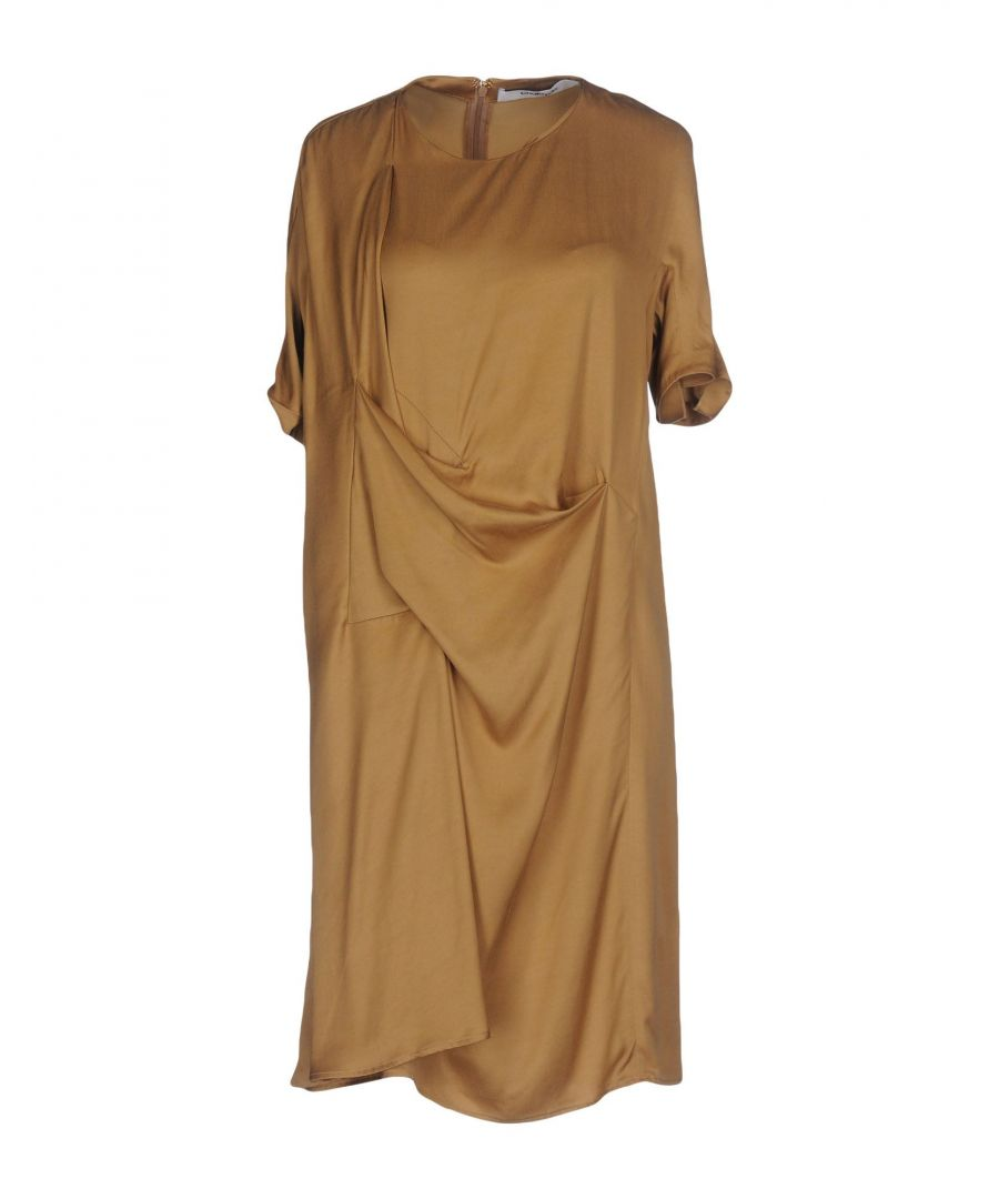 Image for DRESSES Chalayan Camel Woman Silk