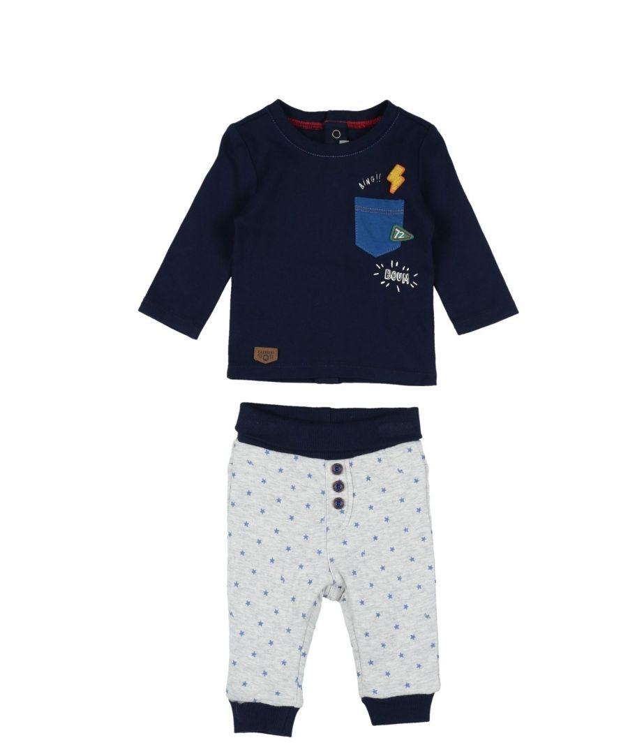 Image for BODYSUITS & SETS Catimini Dark blue Boy Cotton