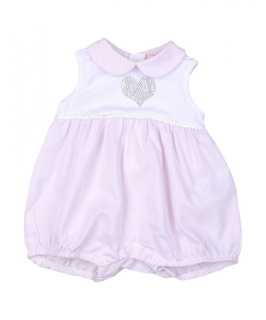 Image for BODYSUITS & SETS Silvian Heach Light pink Girl Cotton