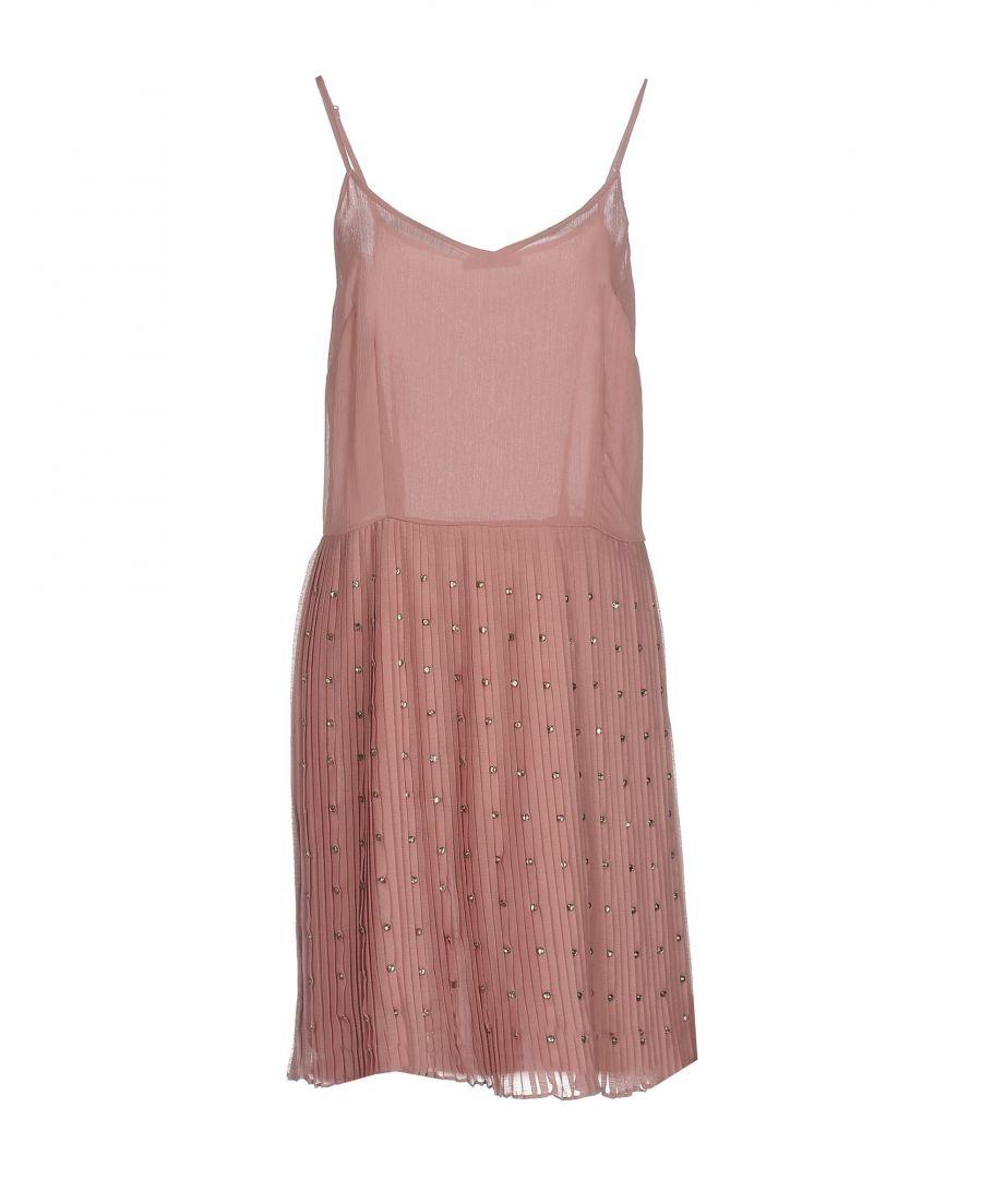 Image for Liu Jo Pastel Pink Camisole Dress