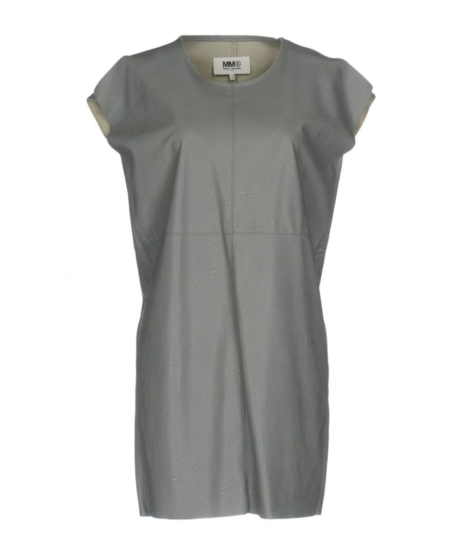 Image for DRESSES Mm6 Maison Margiela Grey Woman Viscose
