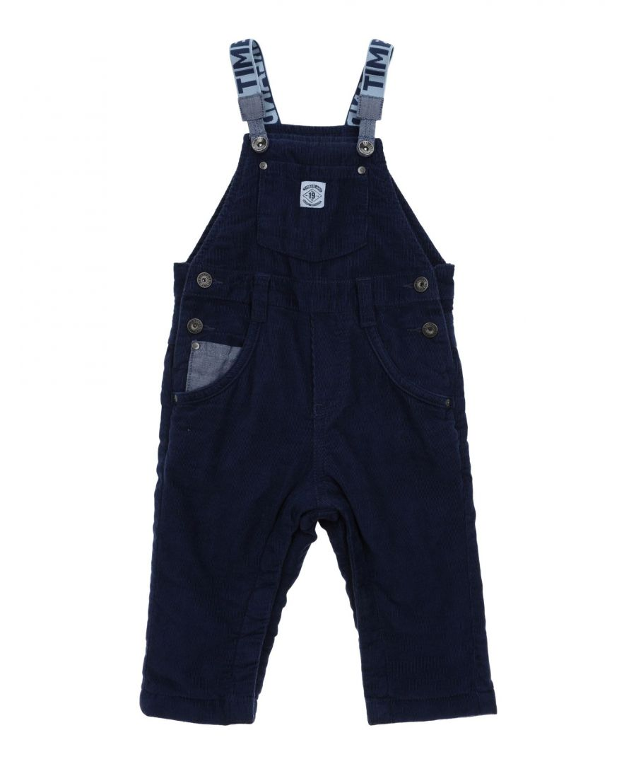 Image for BODYSUITS & SETS Timberland Dark blue Boy Cotton