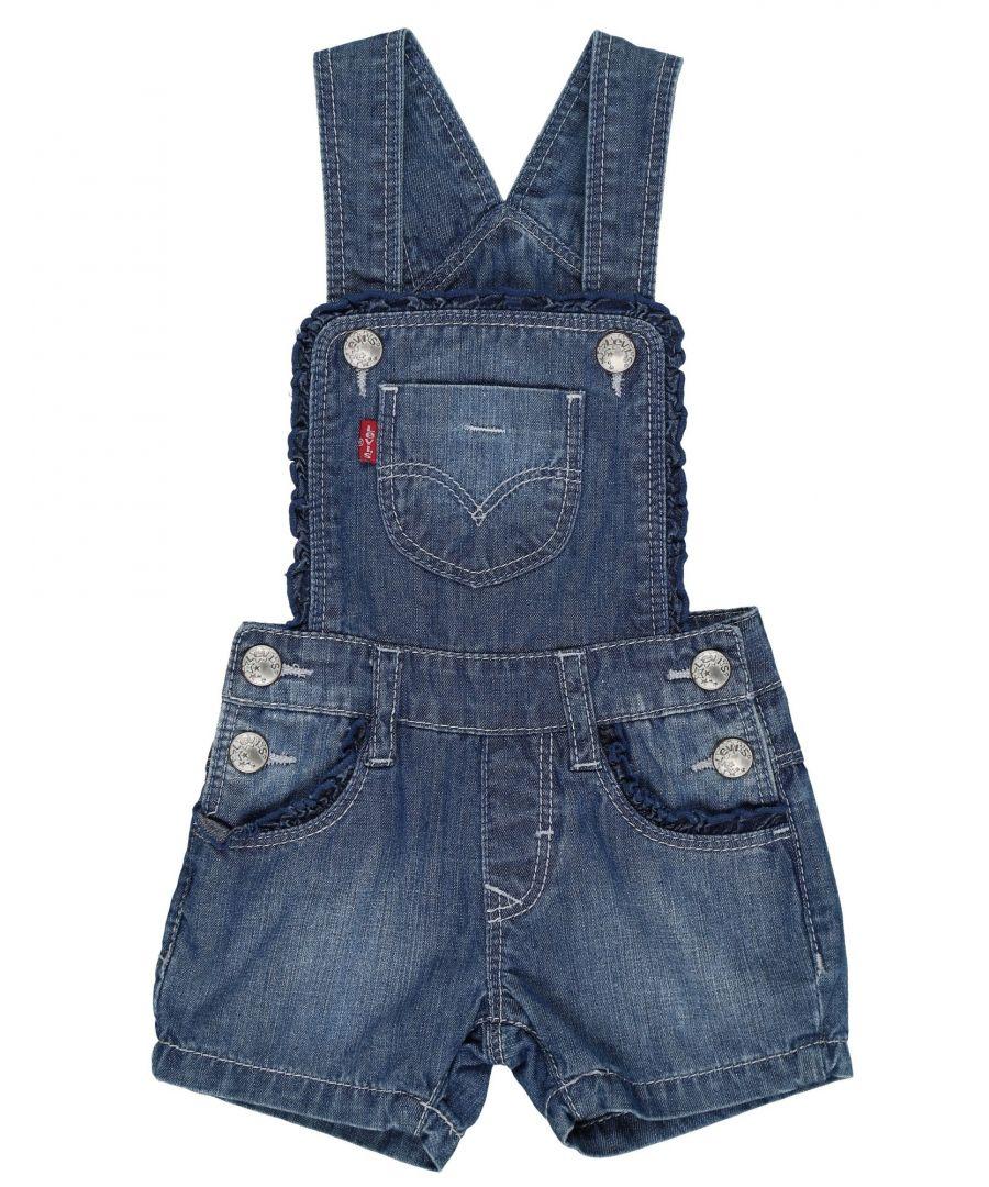 Image for BODYSUITS & SETS Levi' S Blue Girl Cotton