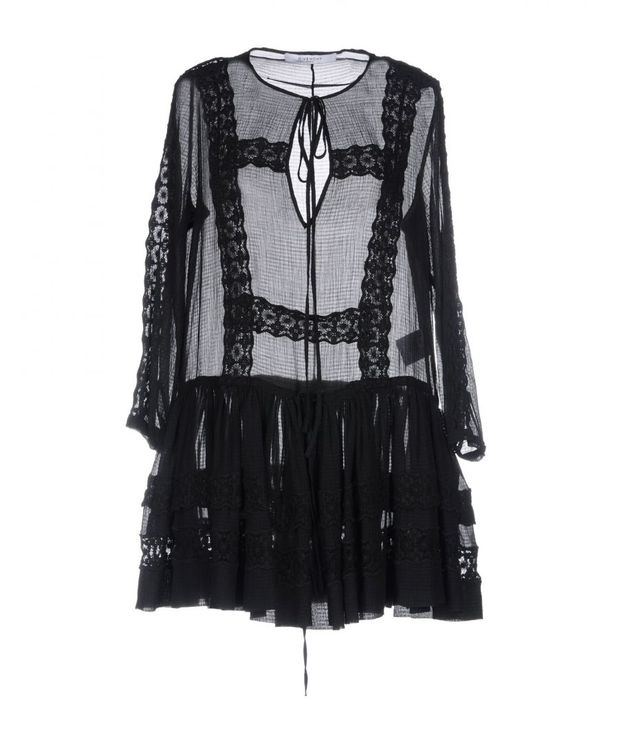 Image for DRESSES Woman Givenchy Black Cotton