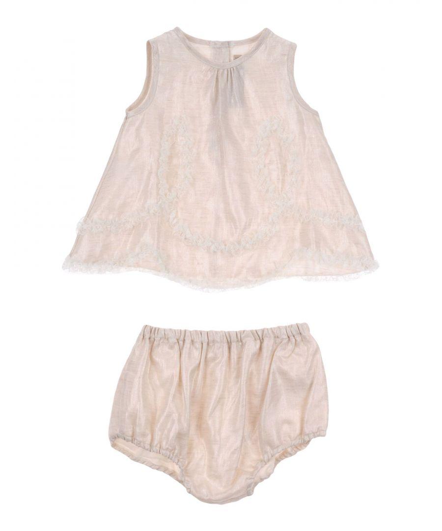 Image for BODYSUITS & SETS La Stupenderia Beige Girl Linen