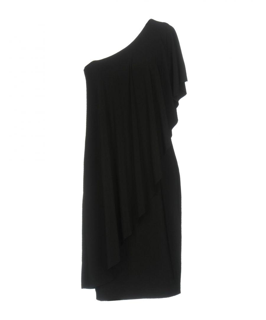 Image for DRESSES Kamalikulture By Norma Kamali Black Woman Polyester