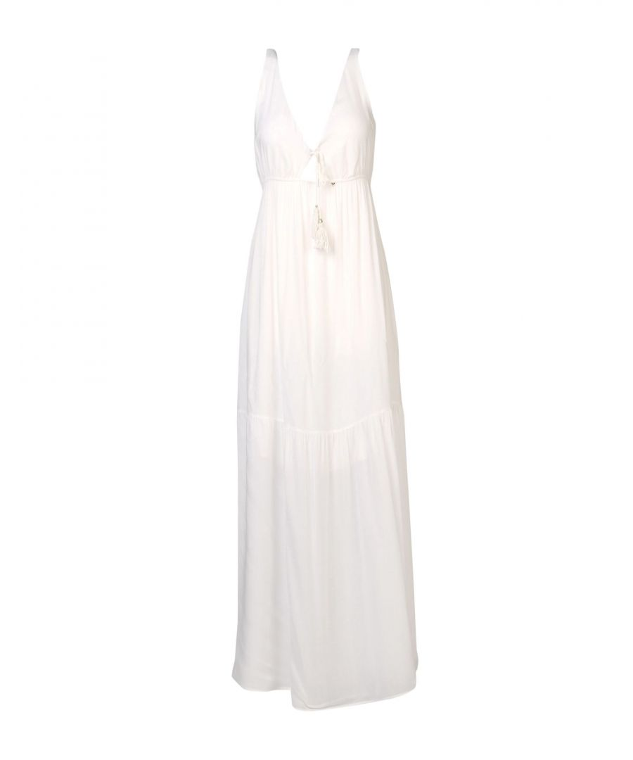 Image for DRESSES Guess White Woman Viscose