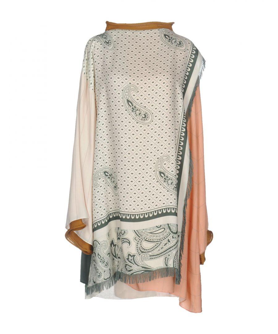 Image for Acne Studios White Print Dress