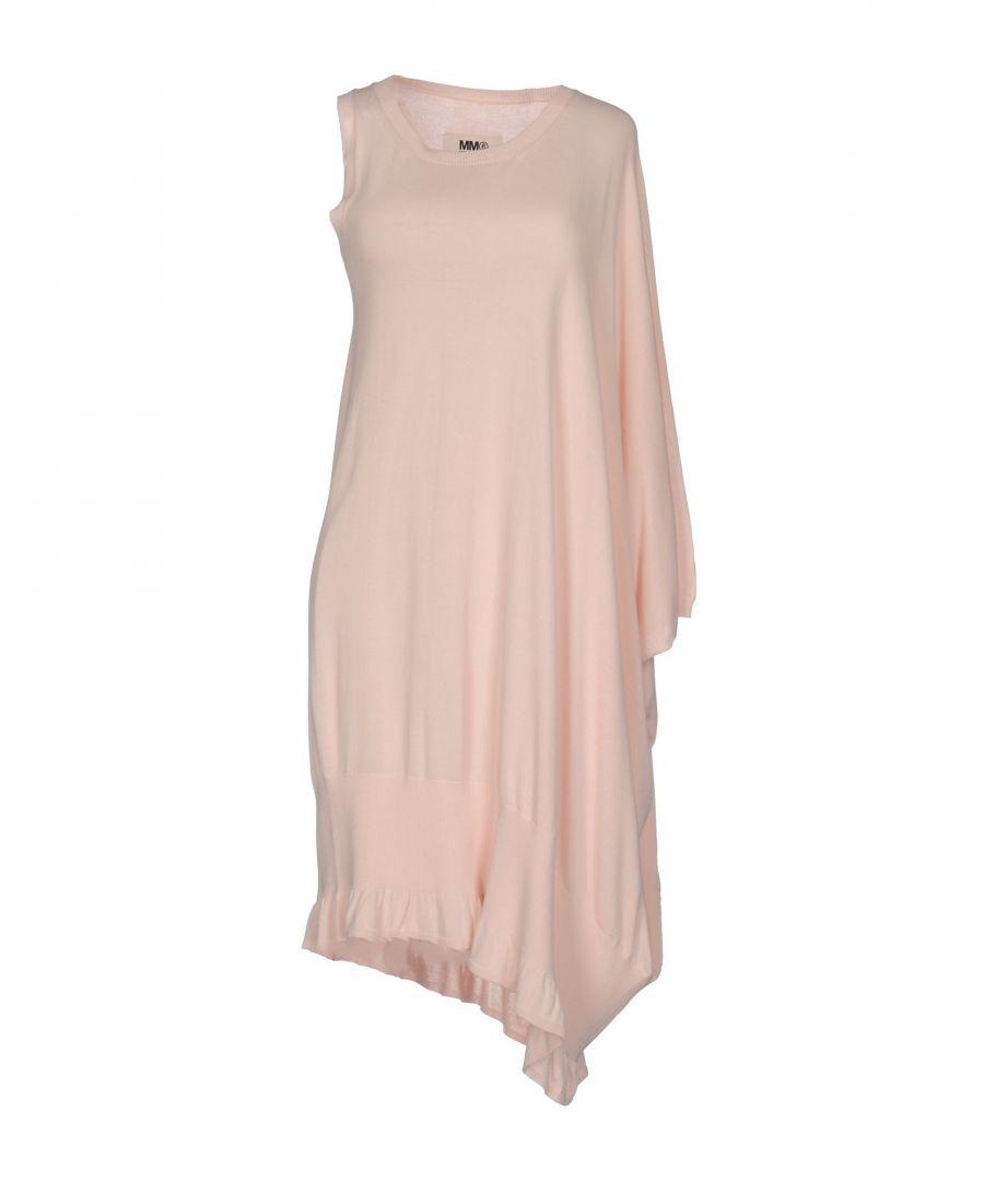 Image for DRESSES Mm6 Maison Margiela Light pink Woman Viscose