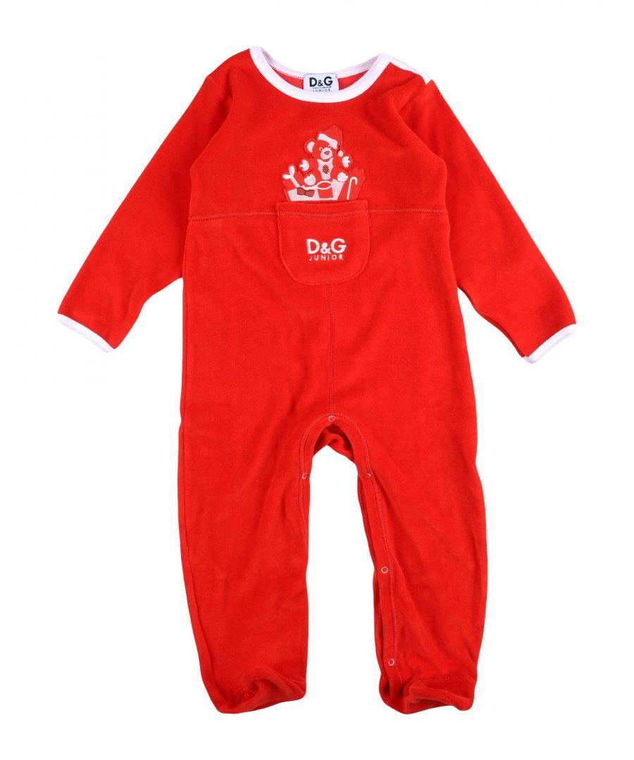 Image for BODYSUITS & SETS D&G Red Boy Cotton