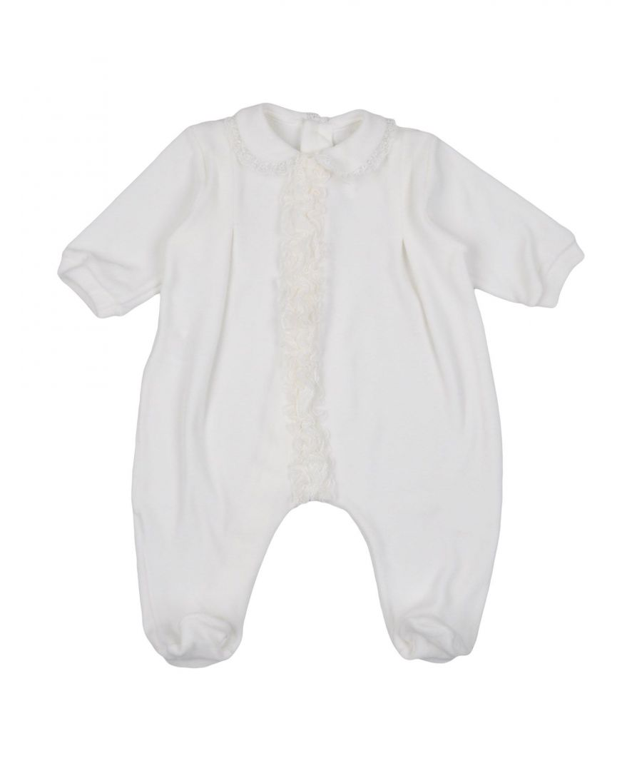 Image for BODYSUITS & SETS Aletta White Girl Cotton