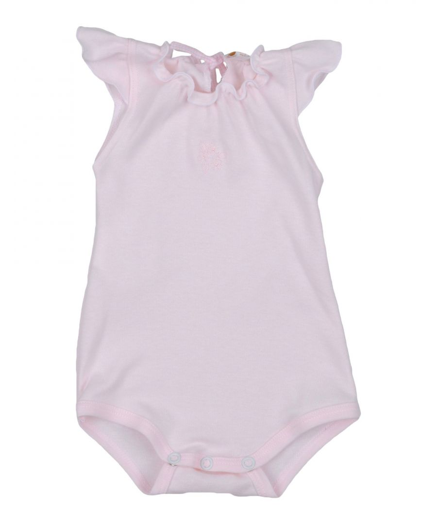 Image for BODYSUITS & SETS Aletta Pink Girl Cotton