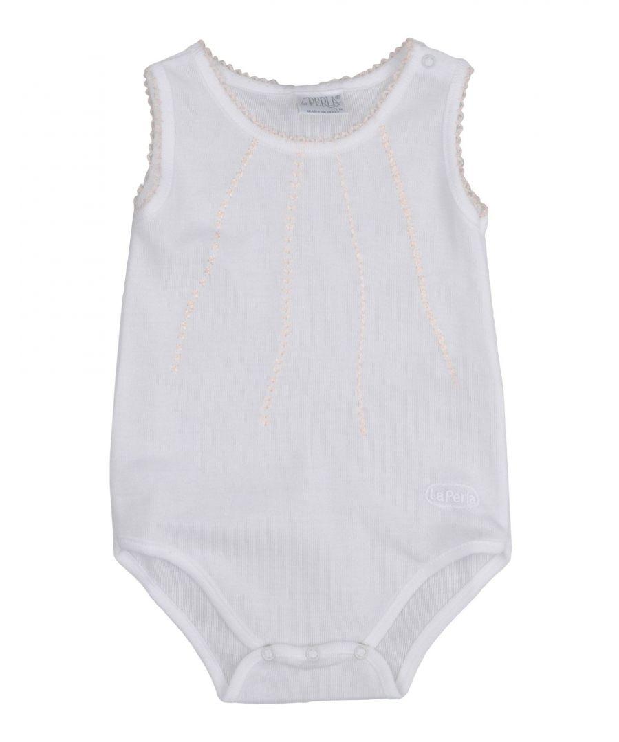 Image for BODYSUITS & SETS La Perla White Girl Cotton
