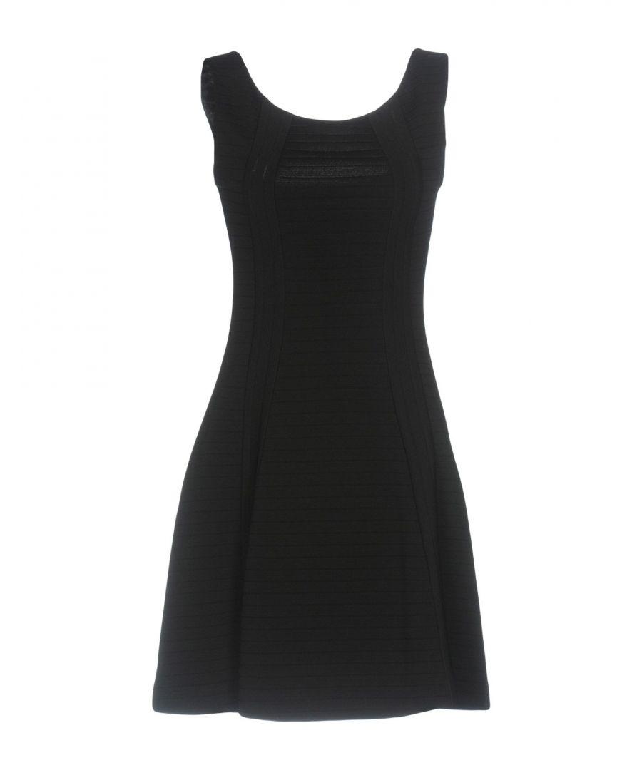 Image for Liu Jo Black Jersey Sleeveless Dress