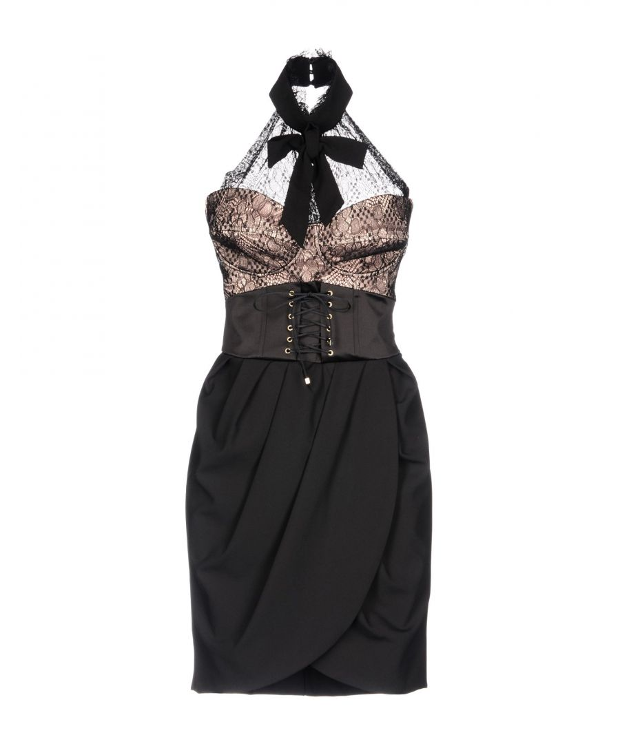 Image for DRESSES Elisabetta Franchi For Celyn B. Black Woman Polyester