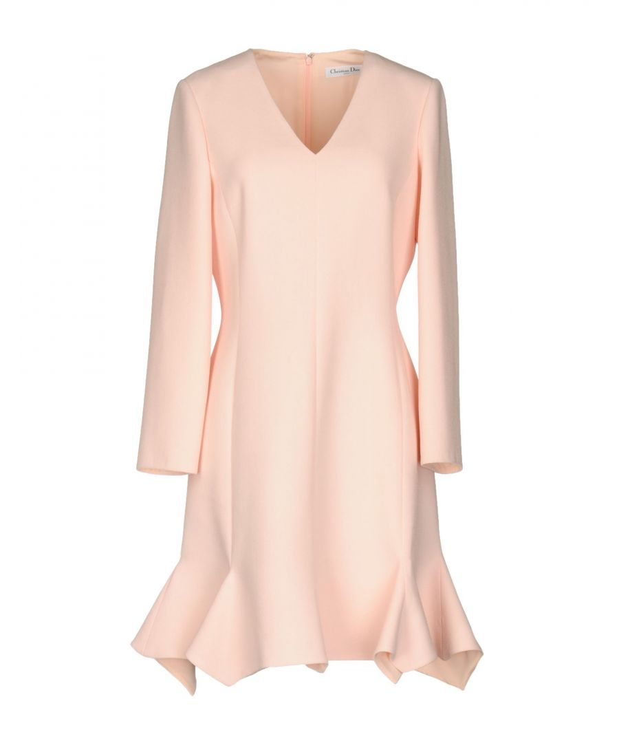 Image for DRESSES Dior Pink Woman Virgin Wool
