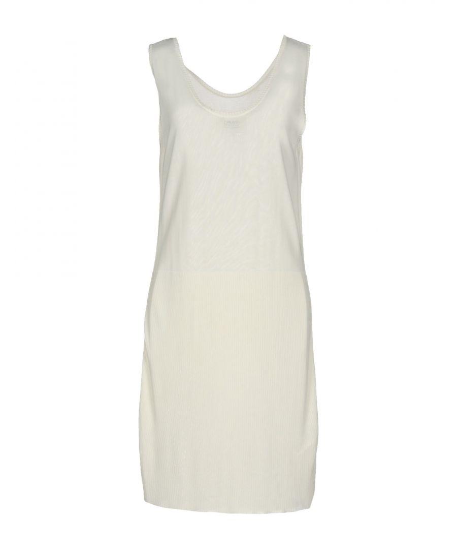 Image for DRESSES Mm6 Maison Margiela White Woman Viscose