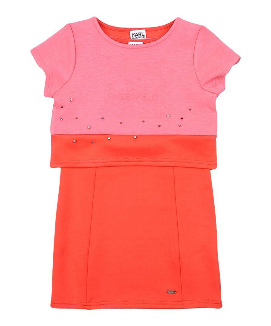 Image for DRESSES Karl Lagerfeld Fuchsia Girl Polyester