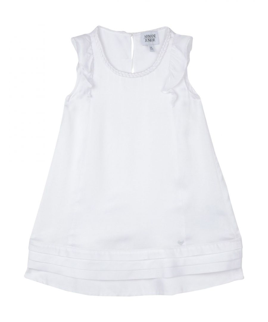 Image for BODYSUITS & SETS Armani Junior White Girl Viscose
