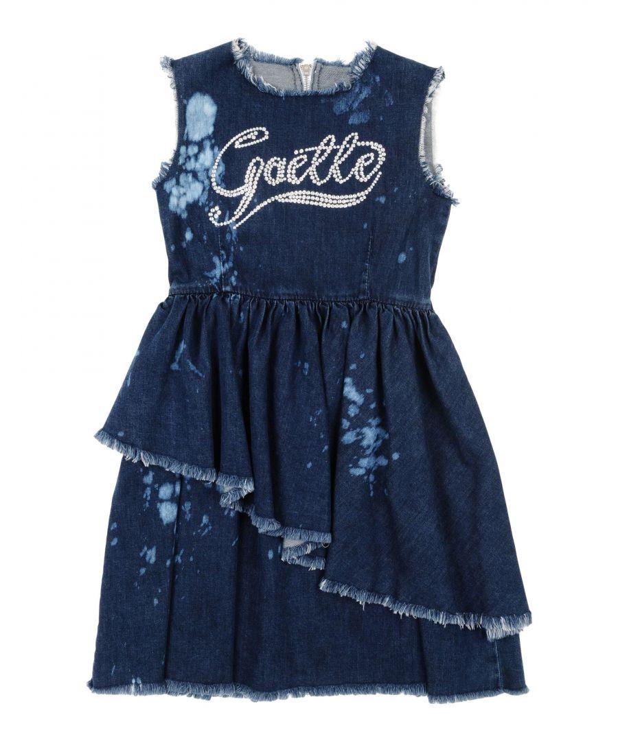 Image for DRESSES Ga�lle Paris Blue Girl Cotton