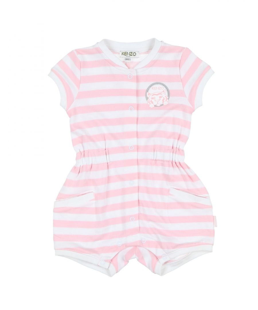 Image for BODYSUITS & SETS Kenzo Pink Girl Cotton