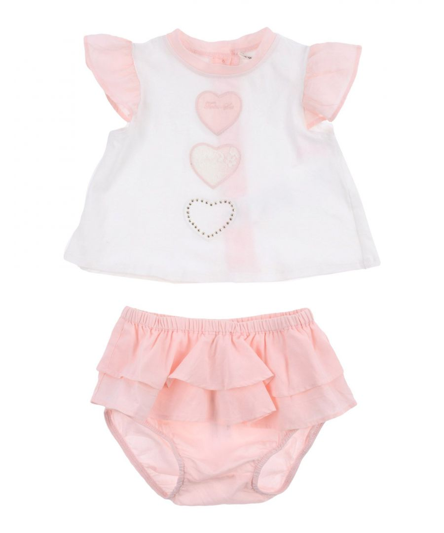 Image for BODYSUITS & SETS Twinset Pink Woman Cotton