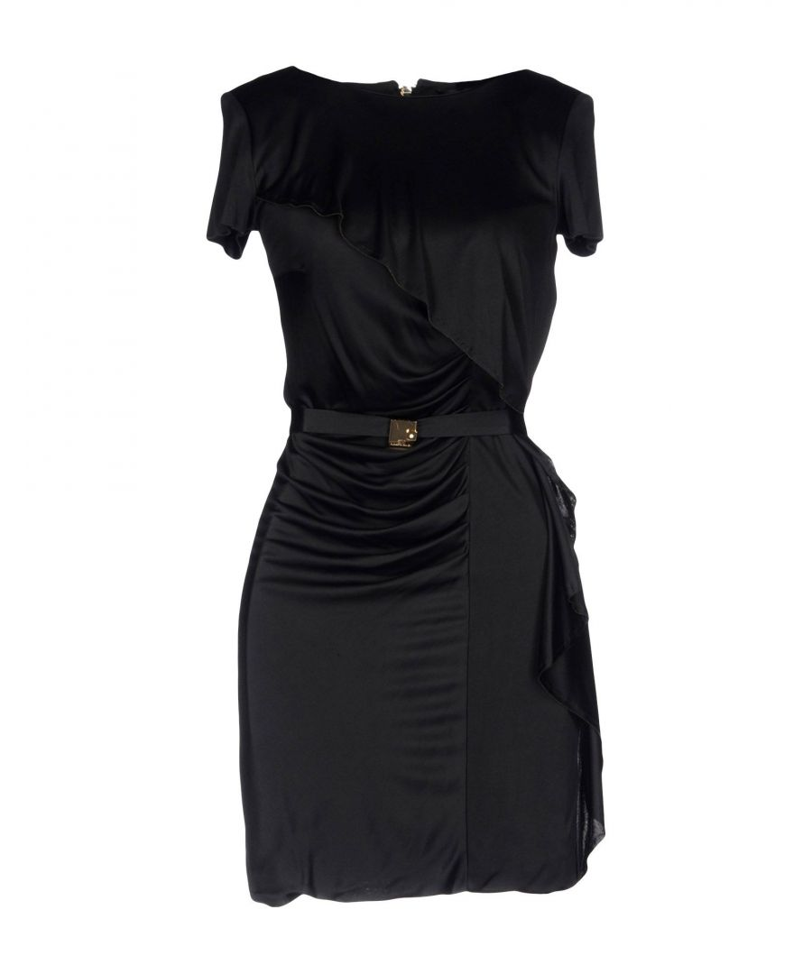 Image for DRESSES Elisabetta Franchi 24 Ore Black Woman Viscose