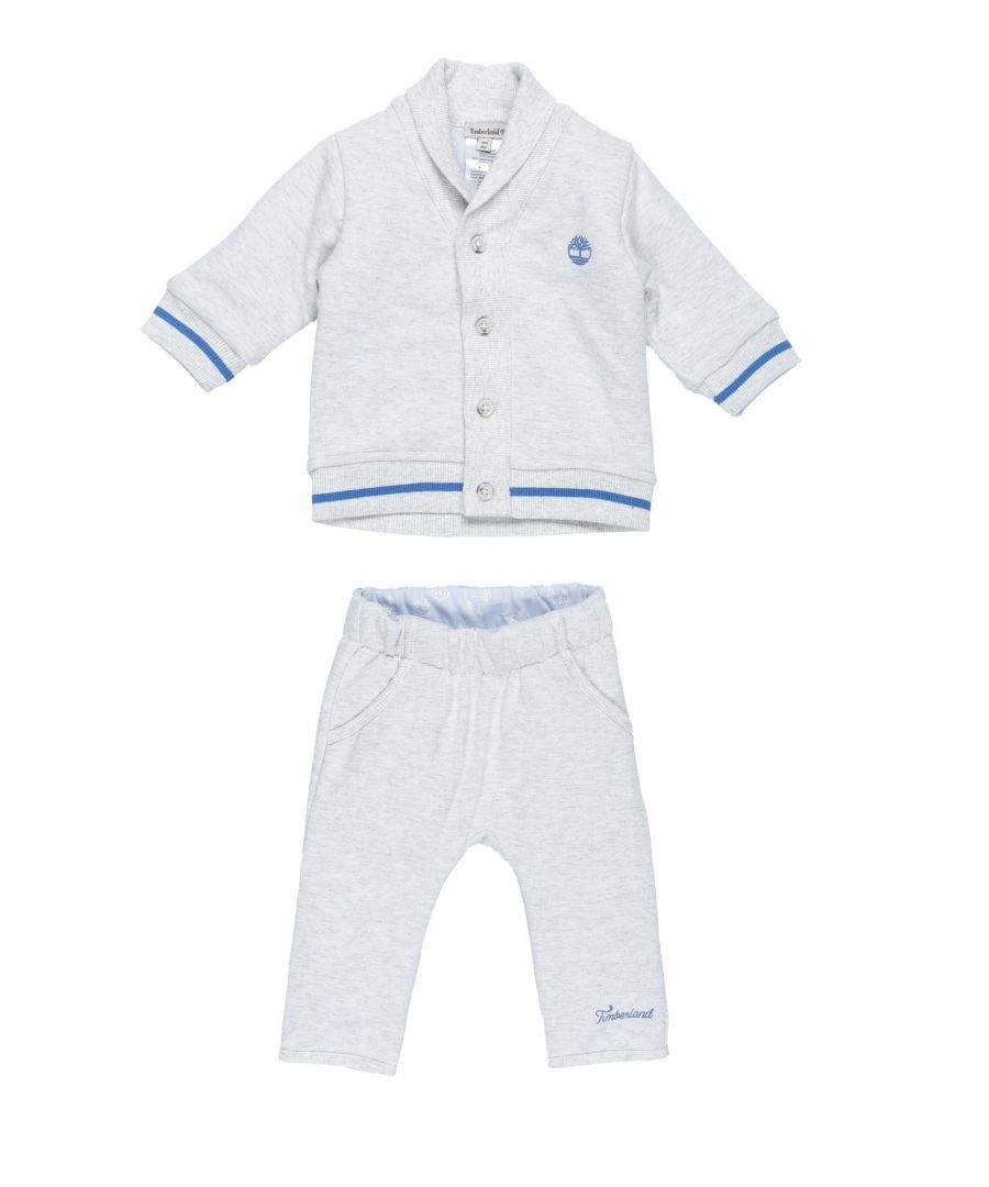 Image for BODYSUITS & SETS Timberland Light grey Boy Cotton