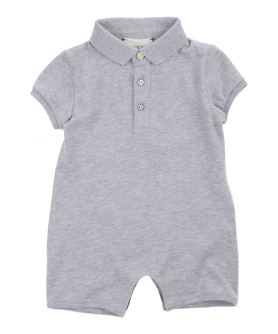 Image for BODYSUITS & SETS Gucci Grey Man Cotton