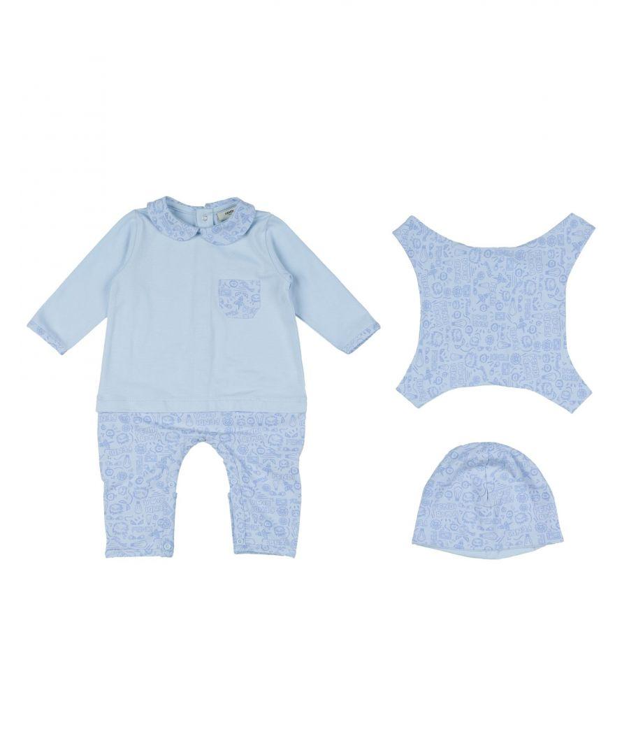 Image for BODYSUITS & SETS Fendi Azure Boy Cotton
