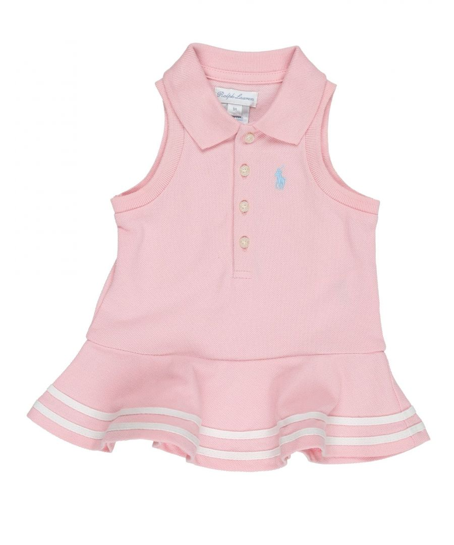 Image for BODYSUITS & SETS Ralph Lauren Pink Woman Cotton