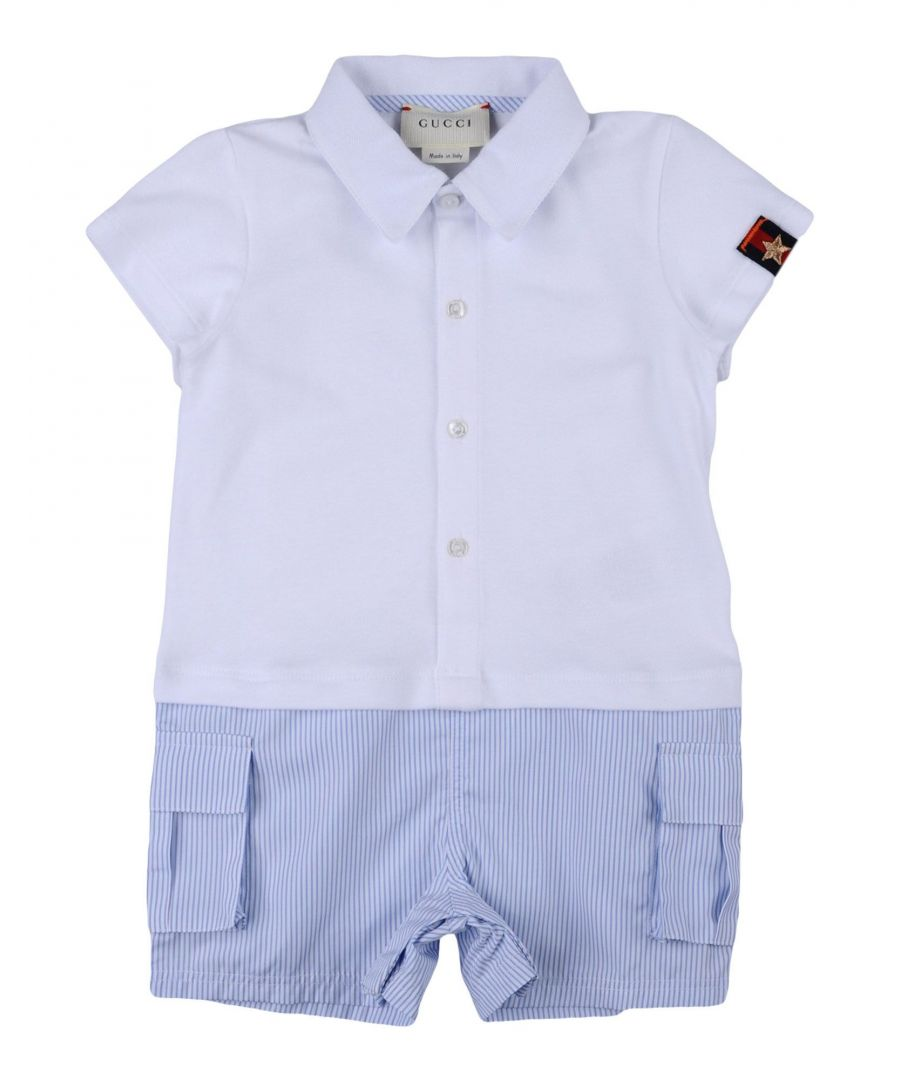 Image for BODYSUITS & SETS Gucci White Man Cotton