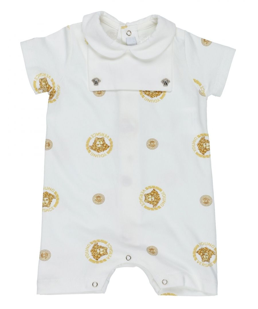 Image for BODYSUITS & SETS Versace Young Ivory Girl Cotton
