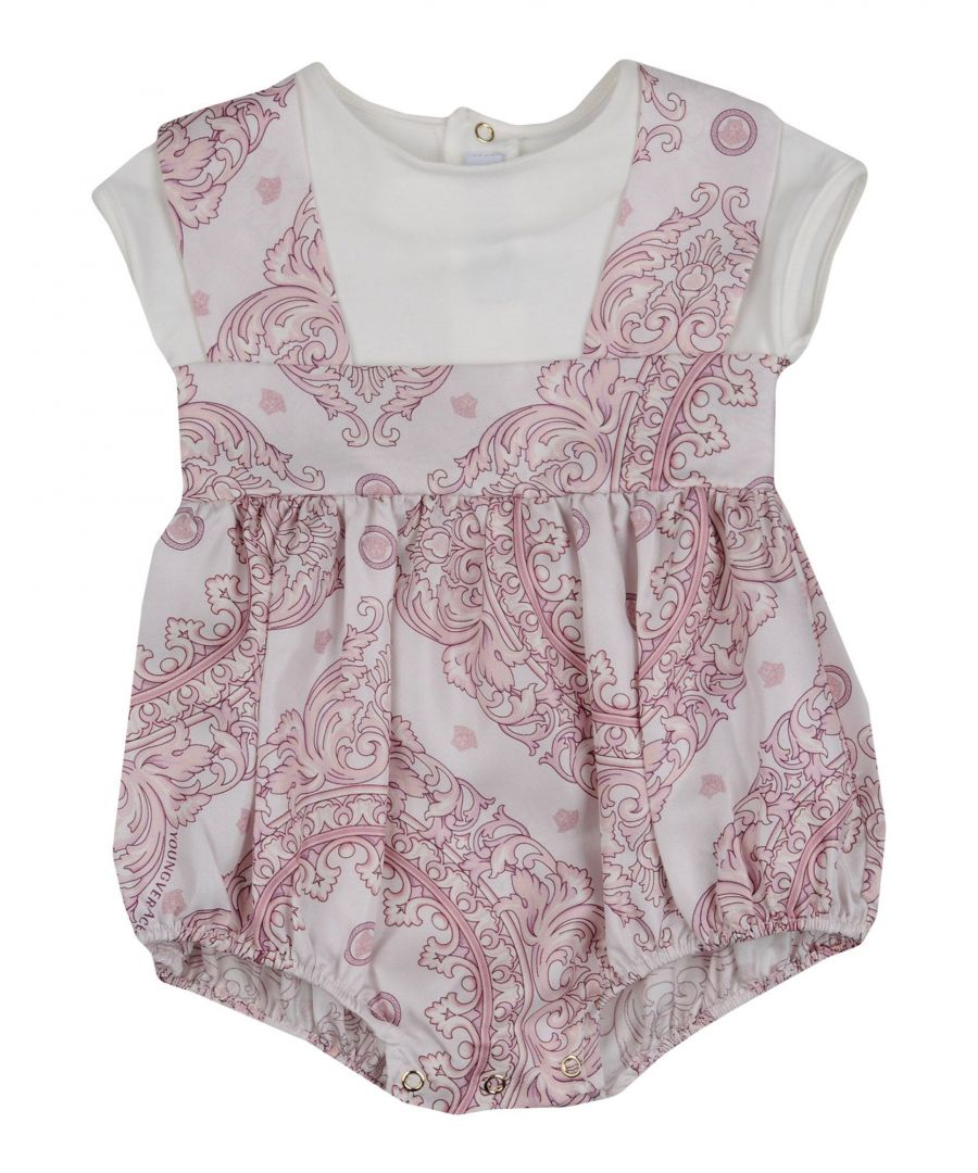 Image for BODYSUITS & SETS Versace Young Pink Girl Silk