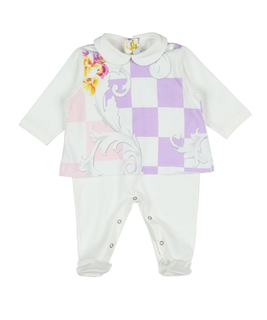 Image for BODYSUITS & SETS Versace Young Pink Girl Cotton