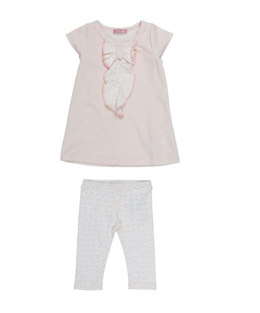Image for BODYSUITS & SETS Liu �Jo Pink Girl Cotton